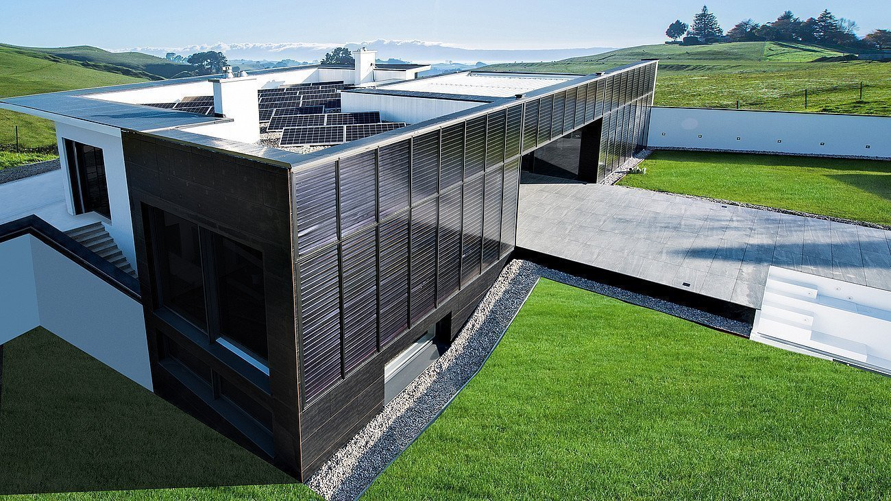 energieautark wohnen actual. Black Bedroom Furniture Sets. Home Design Ideas